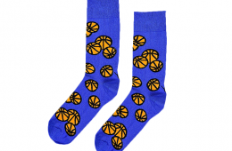 Yo Sox 'Full Court Press' Socks