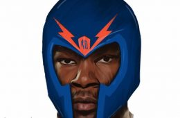 X-Men x OKC Thunder Illustrated Series
