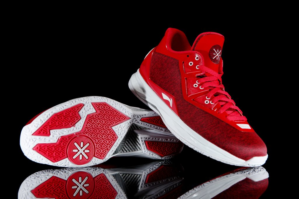 Li-Ning WoW4 Launches Beijing and Shanghai Edition