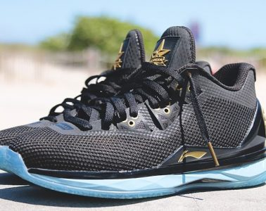 Li-Ning WoW4 x Edition Boutique
