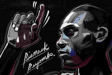 Bismack Biyombo My House Illustration