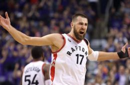 Jonas Valanciunas Out For Entire Playoffs