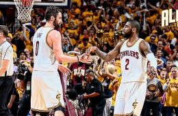 Kevin Love Returns to Form, Drops 25 In Cavs Win