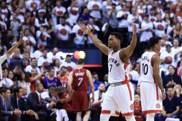 Kyle Lowry Leads Raptors to Eastern Conference Finals