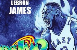 LeBron James to Star In Space Jam 2