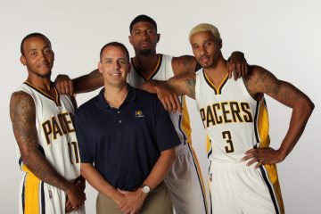 Pacers Part Ways with Frank Vogel