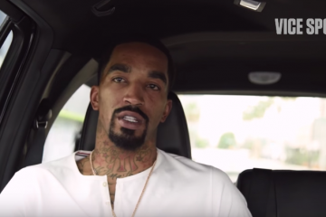 Ride Along Discussion with JR Smith
