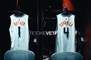 Rookie/Vet: Tyson Chandler x Devin Booker (Episode 4)