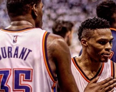 Russell Westbrook Gets Triple-Double, Thunder Take Game 4