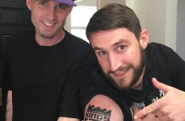 Sacramento Fans Getting Tattoos Of New Logos