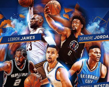 Stephen Curry, LeBron James Lead 2015-16 All-NBA First Team