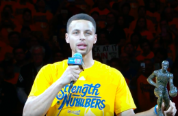 Stephen Curry MVP Presentation
