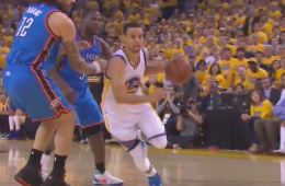 Stephen Curry Scores 31, Warriors Survive