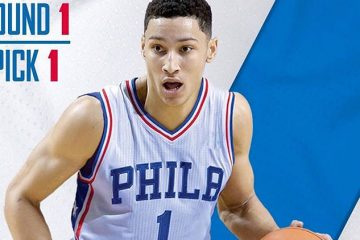 Ben Simmons Selected First Overall in 2016 NBA Draft