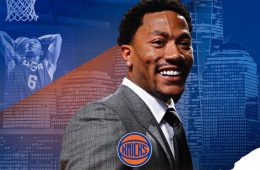 Knicks Acquire Derrick Rose Via Trade