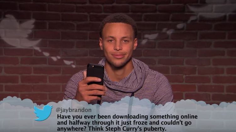 NBA Players Read Mean Tweets On Jimmy Kimmel Live 2016