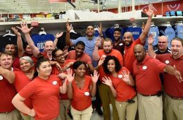 Grant Hill Surprised Duke Students with Target Shopping Spree