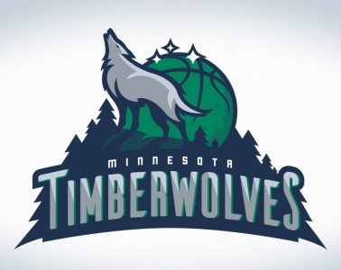 Timberwolves Northern Lights Rebrand Concept