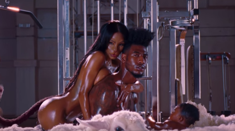 Iman Shumpert Makes Cameo In Kanye West Fade Video