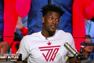 Jimmy Butler Talks Gold Medals, Rio, Brothels and More