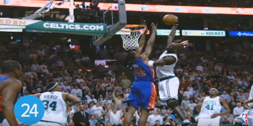 Kevin Garnett Top 50 Highlights