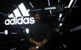 adidas, James Harden Debut Harden Vol. 1 In Houston
