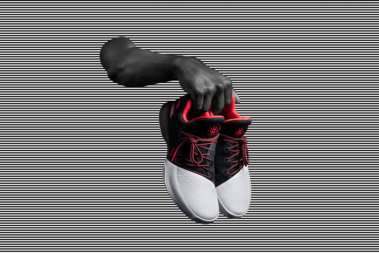 adidas Unveils James Harden Vol. 1 Signature Shoe