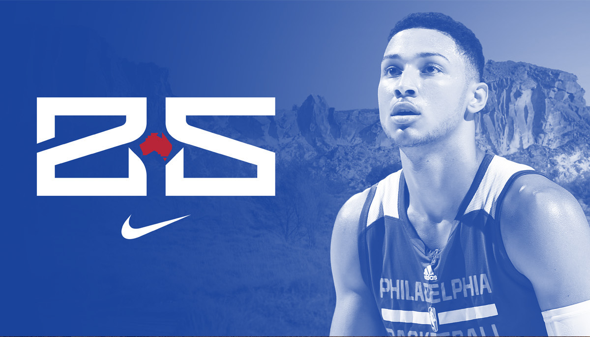 Ben Simmons Nike Identity Concept