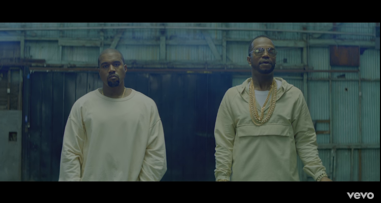 Juicy J Featuring Kanye West Ballin Music Video