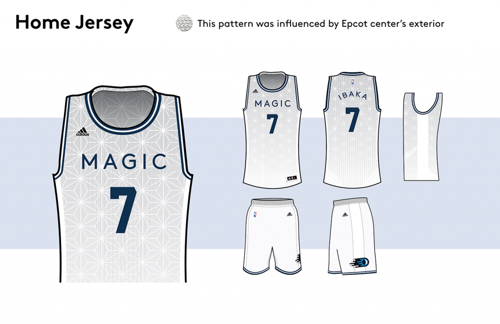 Orlando Magic Rebrand Concept