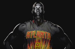 Hawks Debut Awesome 3D Court Projection Intros