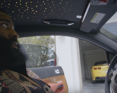 James Harden Talks Cool Cars and Clothes with GQ