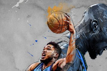 Days Of Future Past: Kevin Garnett x Karl-Anthony Towns