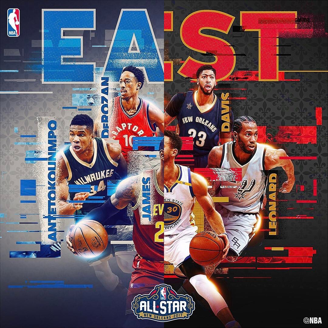 2017 all star game tickets nba - 2017 Nba All Star Game Starters Announced