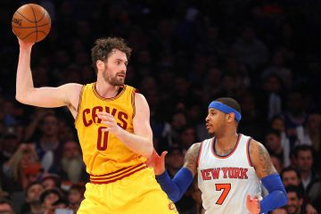 Cavs Nix Kevin Love For Carmelo Anthony Trade