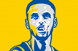 Stephen Curry Passion Illustration