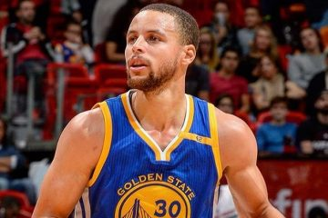 Stephen Curry, Warriors Top Jersey Sales