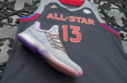 adidas Unveils New Harden Vol. 1 All-Star Colorway