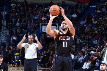Eric Gordon Wins 2017 Three-Point Contest