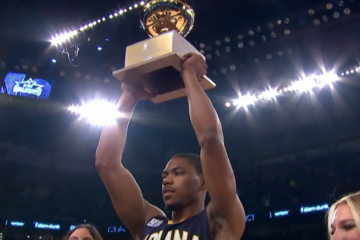 Glenn Robinson Crowned 2017 Slam Dunk Champion