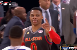 Kevin Durant and Russell Westbrook Are Alley-Oop Friends