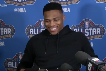 Russell Westbrook Answers Fashion Questions Nobody Asked
