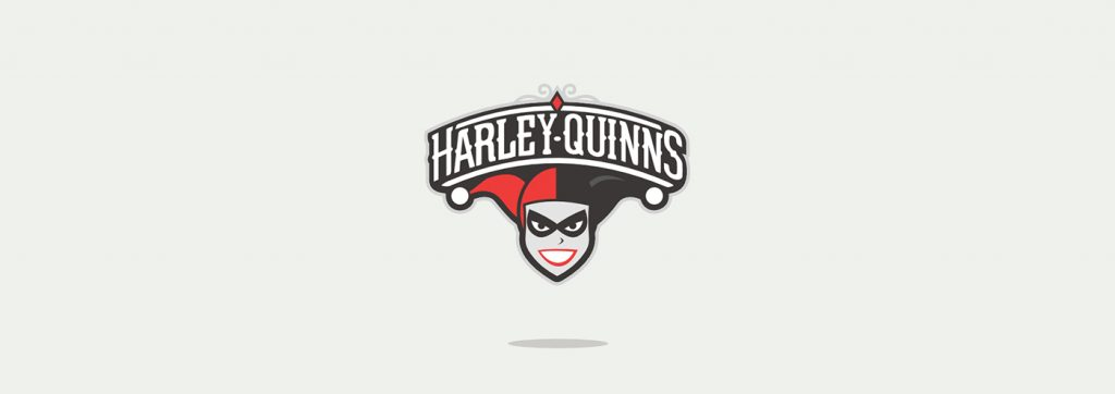 NBA Logos x Superheroes Mashup