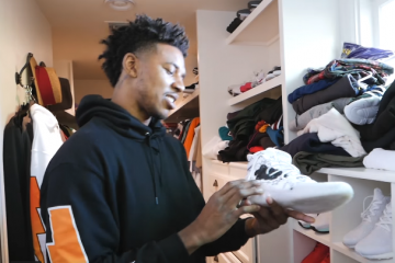 Swaggy P Shows of His Closet and New Designer Label