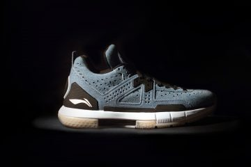 Li-Ning WoW5 Denim