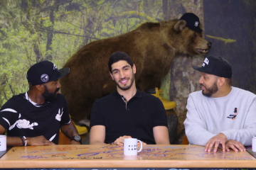 Enes Kanter On Desus and Mero