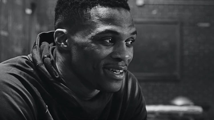 Russell Westbrook x TUMI Commercial