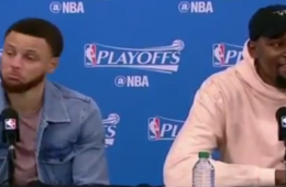 Stephen Curry and Kevin Durant Vs. Kerfuffle