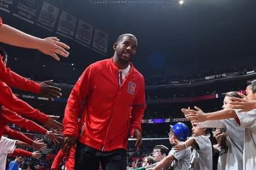 Chris Paul Officially Says Goodbye to LA