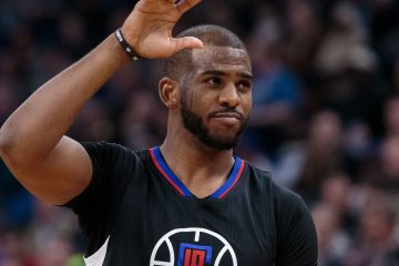 Chris Paul Traded to Houston Rockets